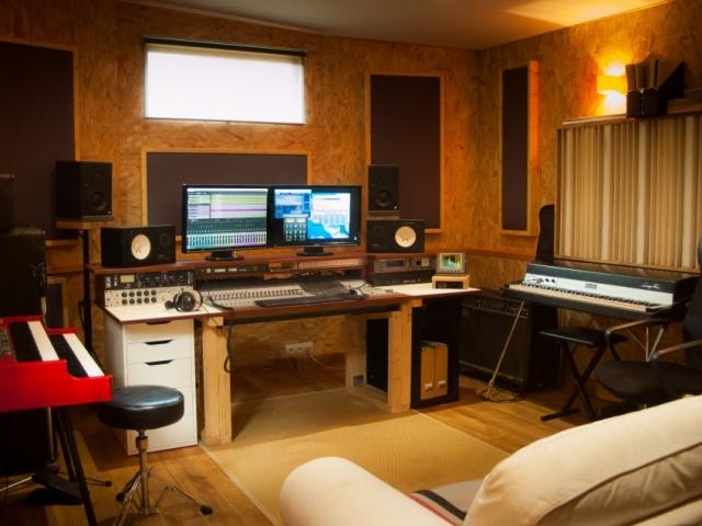 Studio d'enregistrement - Bretagne
